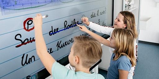 Digitale Schule - Erleben Sie Unterricht im digitalen Klassenzimmer
