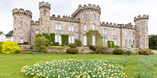 Cholmondeley Castle Gardens  Special Mothers Day Opening