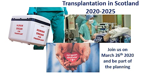 Commissioning Transplantation 2020-2025 Public and Professional Stakeholder