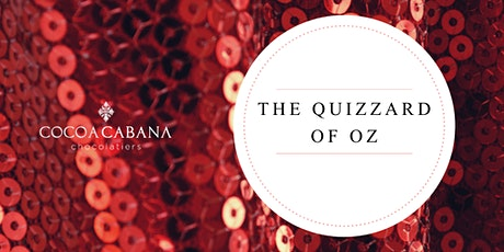 The Quizzard of Oz (Cocoa Cabana Quiz Night) - Didsbury tickets