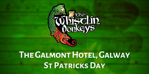 The Whistlin' Donkeys - The Galmont Hotel, Galway - St Patrick's Day