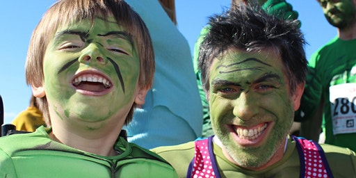 Hastings Half Marathon Hulks