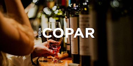 COPAR: más de 80 vinos por copa entradas