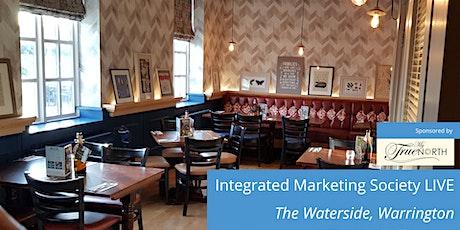 Integrated Marketing Society LIVE - Warrington tickets