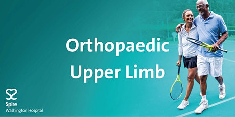 Orthopaedic upper limb tickets