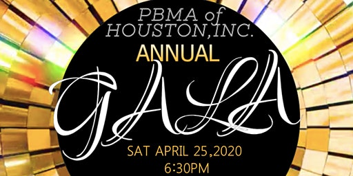 PBMAH 20th Year Celebration & Scholarship Gala
