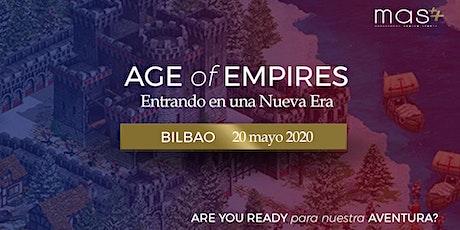 Entrando en una Nueva Era: Bilbao entradas