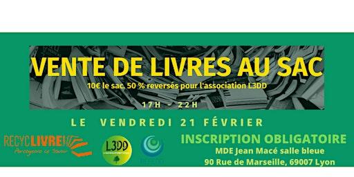 Lyon : Remplis ton Sac de Livres pour 10 euros