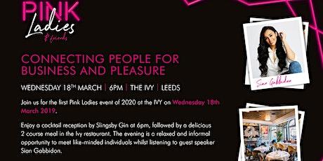 Pink Ladies & Friends tickets