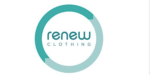 Renew clothes swap event