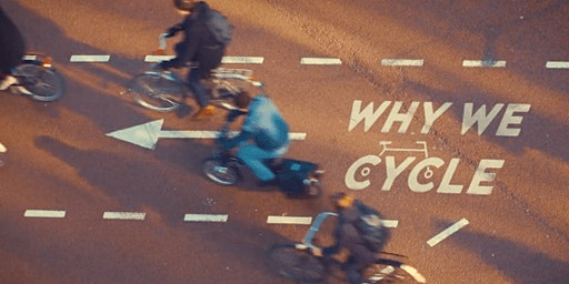 'Why We Cycle' Film Screening at Glasgow West
