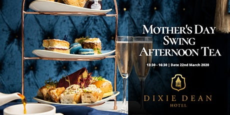 Mother's Day Swing Afternoon Tea tickets