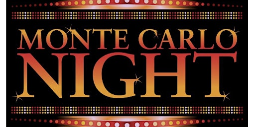 3rd Annual Monte Carlo Night