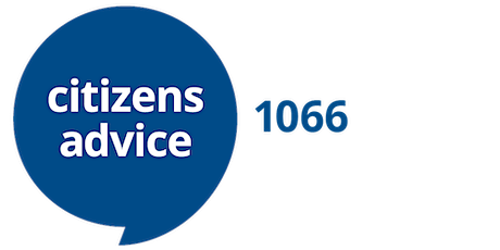Citizens Advice 1066 AGM tickets