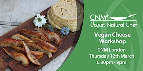 Vegan Cheese Workshop tickets