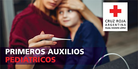 Curso de Primeros Auxilios Pediátricos 25/04/2020 (14 a 19hs) entradas