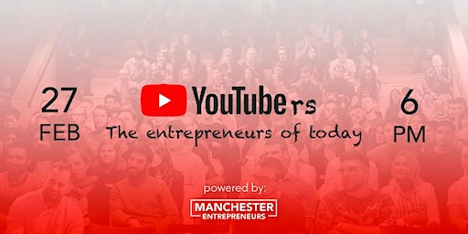 Youtubers: The Entrepreneurs of Today