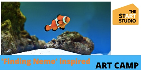 'Finding Nemo' Inspired Art Camp (All Day) tickets
