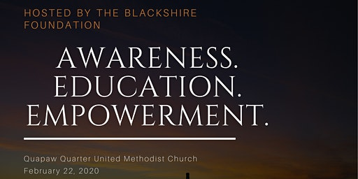The Blackshire Foundation Inaugural Day Conference and Scholarship Dinner