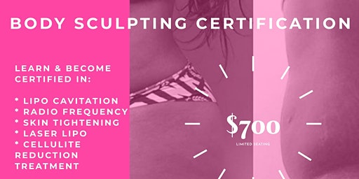 Body Sculpting Certification Mobile Al