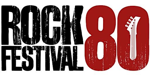 IV Rock 80 Festival (ENTRADA GRÁTIS) 29 a 31/5/2020 Américas Shopping Recreio