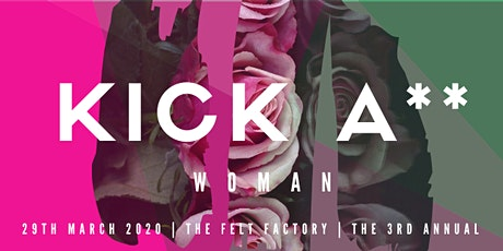 Kick A** Woman Empowerment Dinner & Award Ceremony tickets