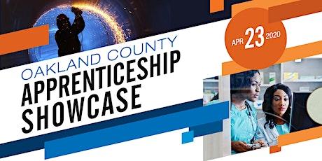 Oakland County Apprenticeship Showcase tickets