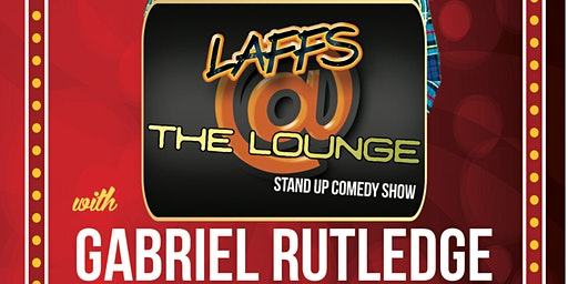 LIVE Comedy with Gabriel Rutledge!