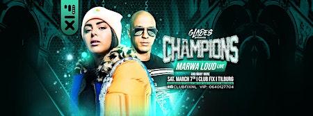 Glades presents Champions w/ Marwa loud