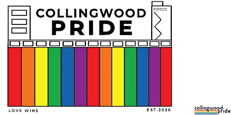 Collingwood Pride Donation Page - Click on 'Tickets' now to make a Donation tickets