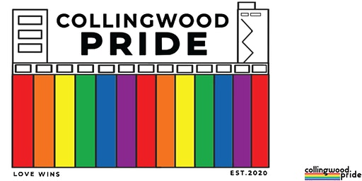Collingwood Pride Donation Page - Click on 'Tickets' now to make a Donation