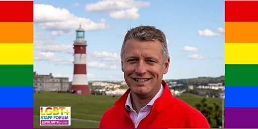 Proudly celebrating Plymouth's diversity with Luke Pollard MP