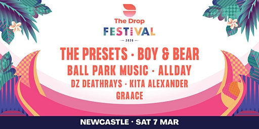 The Drop Festival 2020  Newcastle