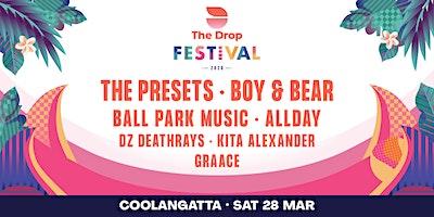 The Drop Festival 2020  Coolangatta
