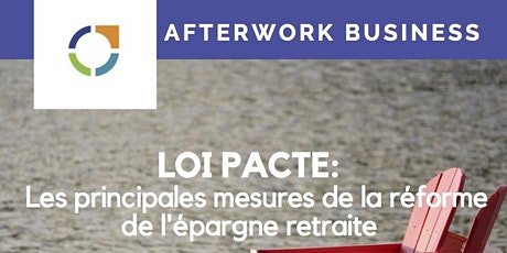 AFTERWORK BUSINESS: LOI PACTE billets