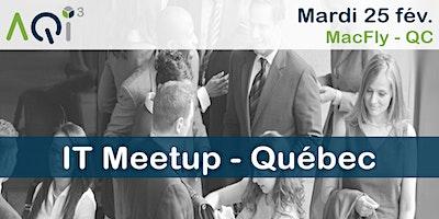 IT Meetup à Québec