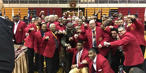 All Marine Boxing Team Alumni Hall of Fame & Reunion 2020