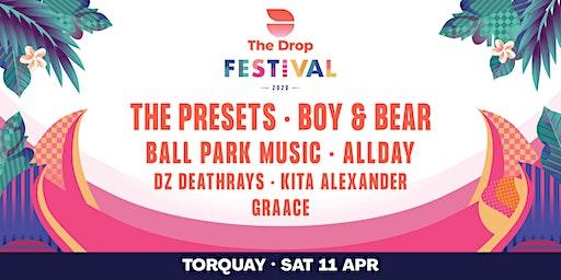 The Drop Festival 2020  Torquay
