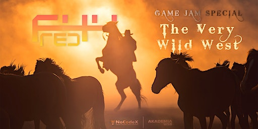 F44 Red Game Jam Special: The Very Wild West