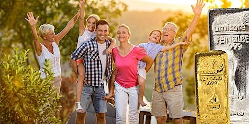 Mit dem Familien-Schatz für Ihre persönliche Sicherheit und Wohlstand