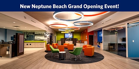 Neptune Beach Grand Opening Event tickets