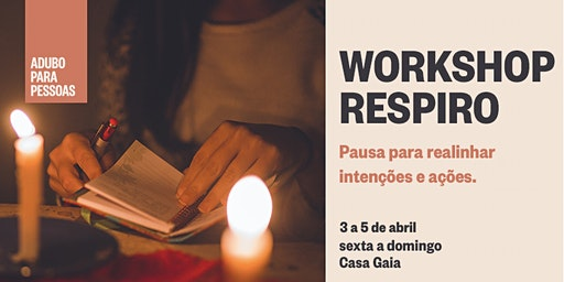 WORKSHOP RESPIRO