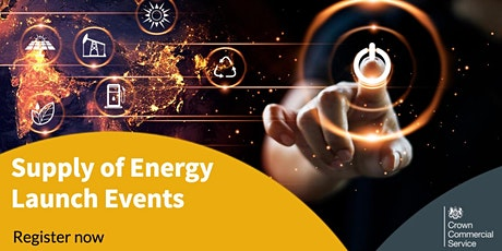 Supply of Energy and Ancillary Services (RM6011) Launch Event - London tickets