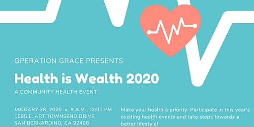 Health Is Wealth - February 2020
