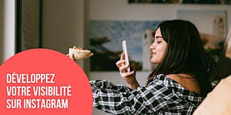 Développer votre visibilité avec Instagram tickets