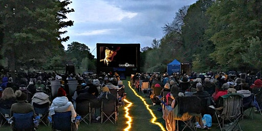 The Greenmile Outdoor Cinema Experience in  Gloucester Prison