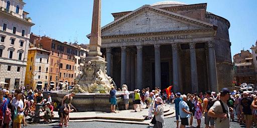 Ferrum College Alumni Trip to Rome