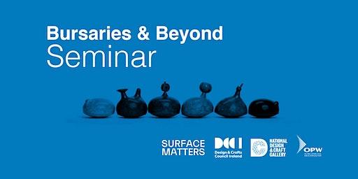 Bursaries & Beyond Seminar