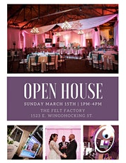 Felt Factory Open House Event tickets
