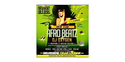 Afro Beatz Party